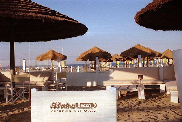 Aloha beach ravenna - Bagno aloha marina romea ...