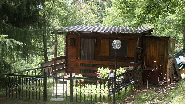 una casa nel bosco mele genova