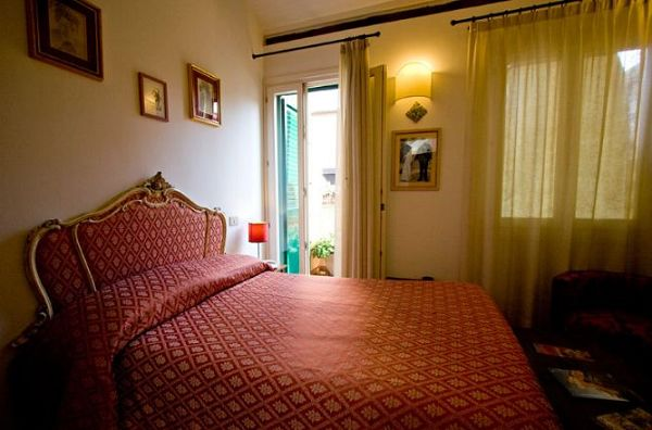Le stanze di torcicoda a ferrara for Bed and breakfast area riservata