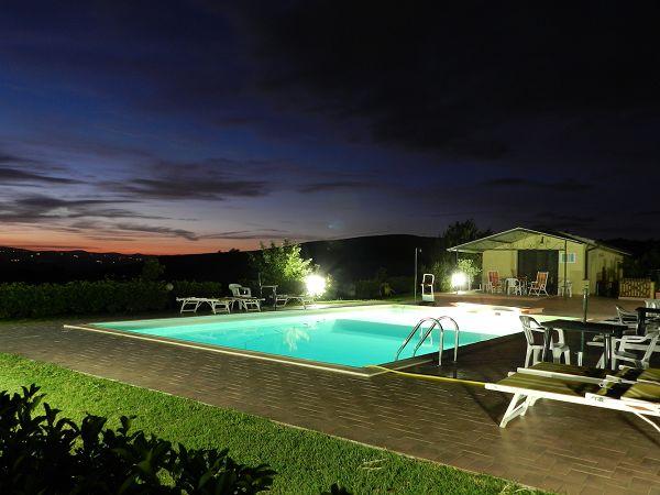 Casa Vacanze Santa Caterina Asciano Siena