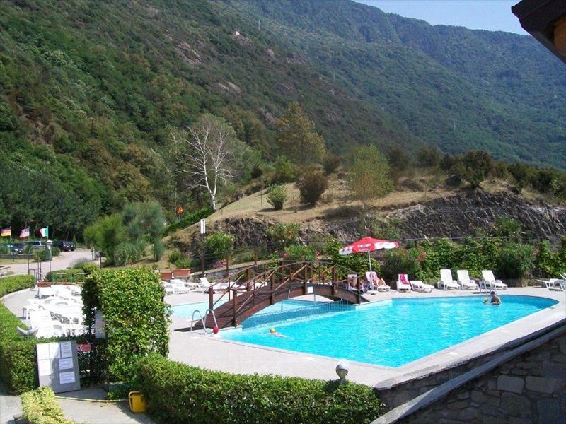 Residence turistico alberghiero oasi dei celti dorio lecco - Del taglia piscine ...
