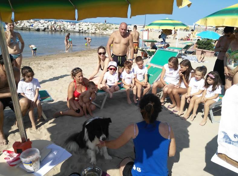 Spiaggia bagno riviera n 1 rimini - Bagno riviera 1 rivabella rimini ...
