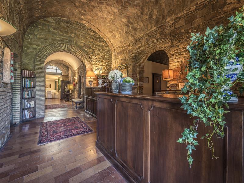 Hotel Villa Montegranelli Gubbio Recensioni