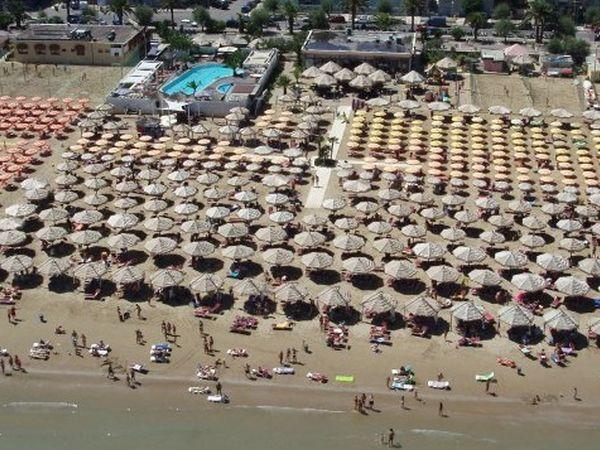 Spiagge riviera adriatica per animali dog beach e - Bagno aloha marina romea ...