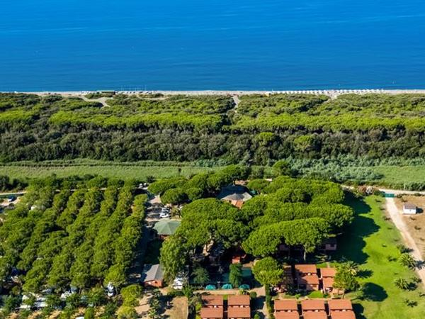 Club degli Amici Camping Village e Bau Beach
