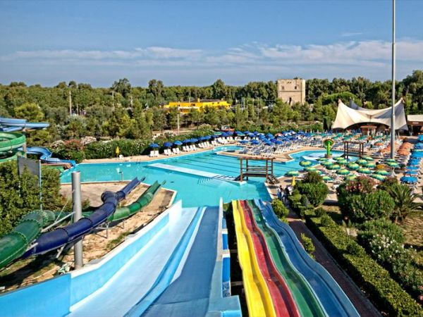 Villaggio Albatros - Beach Resort