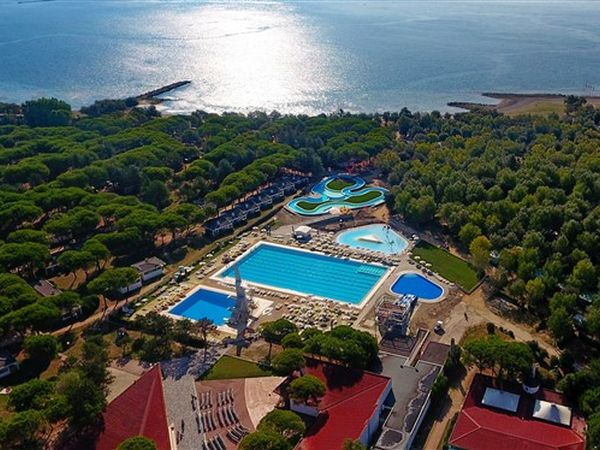 Marina Julia Camping Village - Club del Sole