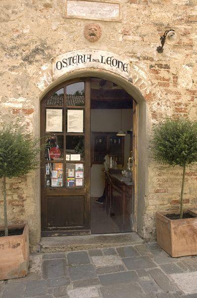 Osteria del leone san quirico d orcia siena - Osteria del leone bagno vignoni si ...