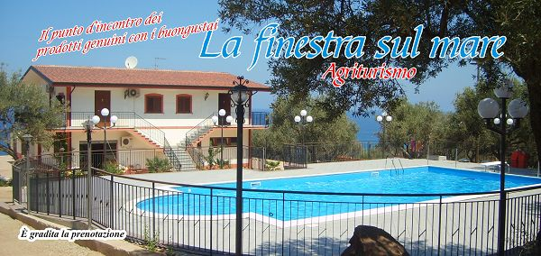 agriturismo la finestra sul mare caronia messina