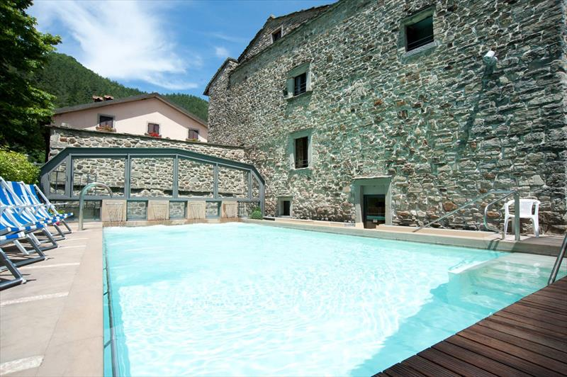 Hotel terme di santa agnese bagno di romagna forl cesena - Hotel terme bagno di romagna ...