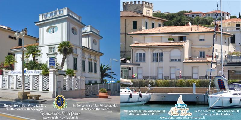 Residence villa piani e appartamenti villa livia san for Piani di piccola fattoria avvolgono portico