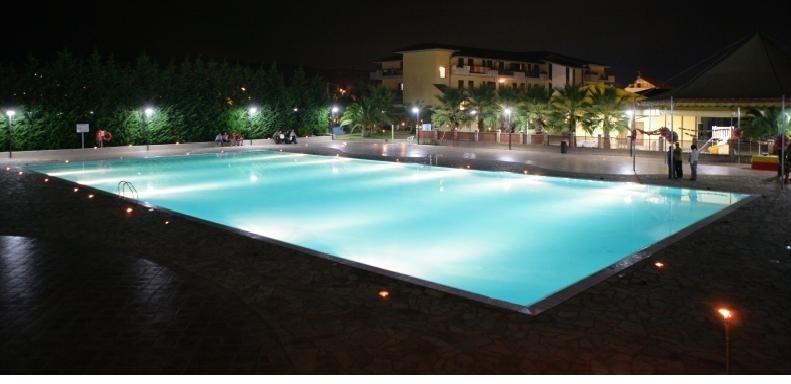 Artemis residence village ascea salerno - Del taglia piscine ...
