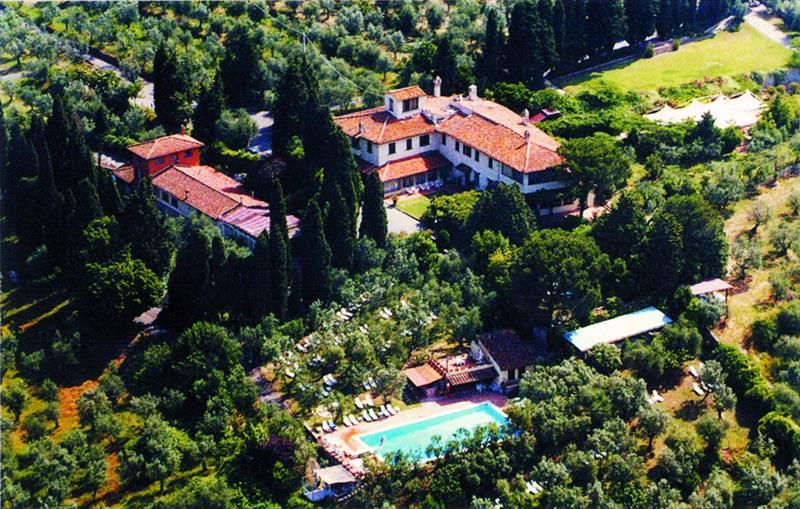 Hotel Villa Le Rondini Firenze